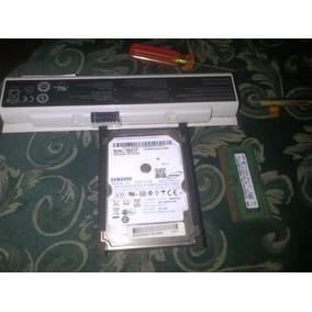 Bateria, Disco Duro Y Memoria Ram Pc3 1gb Para Canaima