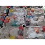 Kits Para Pintar Figuras De Yeso Ceramico Fiestas O Negocio