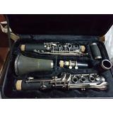 Clarinete Nuevo Silver Tone Gran Remate
