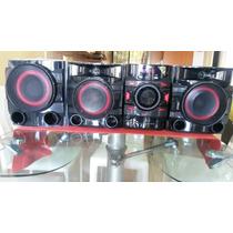 Equipo De Sonido Lg Usb 8000w 700rms Sound Wireless Nuevo