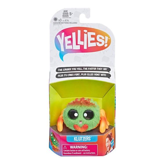 Peluche Interactivo Ara?a Yellies Hasbro E5064 Educando Full