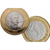 Monedas De 20 Pesos En Buen Estado Belisario Domínguez