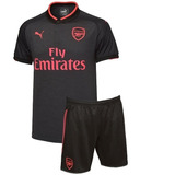 Camisa + Short Arsenal Oficial Infantil - Preço Especial!