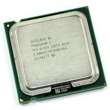 Pentium D 915 2.8ghz/4m/800 Sl9da Sock775 Envío Gratis X Dhl