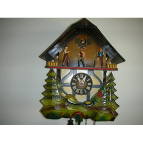 Reloj Cucu Aleman Autentico De Colección