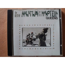 Mahlathini And The Mahotella Queens- Cd The Best Of- 1991