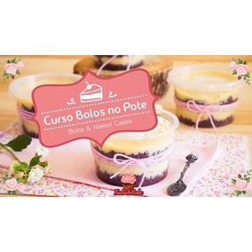 Bolos No Pote - Tudo De Cake