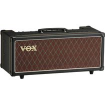 Vox Ac15ch-custom Head - Amplificador Cabezal Valvular 15 W