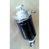 Filtro/suporte/sensor - Toyota Hilux 2.8 92/01 - Cano 8mm