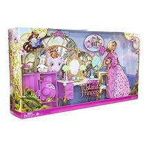 Juguete Barbie Como La Princesa De La Isla Princesa Rosella