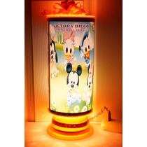 Mickey Y Minnie Bebes Recuerdos Centros De Mesa Lamparas