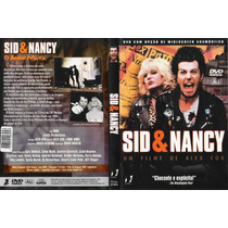 Dvd Documental De Sex Pistols Punk Rock Sid & Nancy Tampico