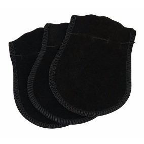 Saquinho De Veludo Preto 10 Unidades