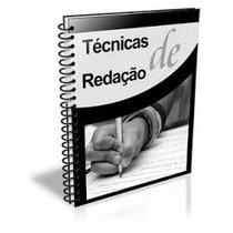 Tecnicas De Redação - E-book(digital)