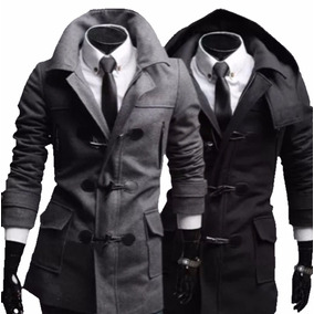 Abrigos de hombre a la moda