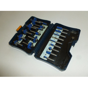 Ryobi Kit De 20 Brocas Para Router 1/4 Cualquier Marca
