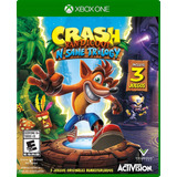 Crash Bandicoo N. Sane Trilogy - Xbox One - Offline