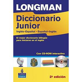 Diccionario Longman Junior Inglés-español C/cd