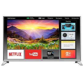 Smart Tv Led 49 Panasonic Tc-49es630b Full Hd Wi-fi, 3 Hdmi