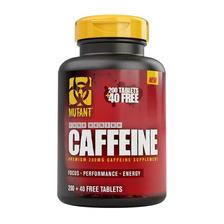 Cafeina 240 Capsulas Mutant Energizante