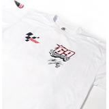 Camiseta - Estampa Nicky Hayden 69 Moto Gp - Es058