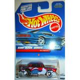 Auto Hot Wheels 55 Chevy Surf N Fun Series Retro Ploter Rdf1