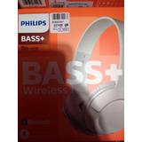 Audífonos Bluetoo Shb3075 Philips Bass+ Nuevo Blanco.