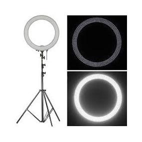 Ring Light O Aros De Luz 18 Pulgadas Con Tripode En Stock