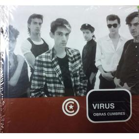 Virus Obras Cumbres - Cd + Libro - La Nacion