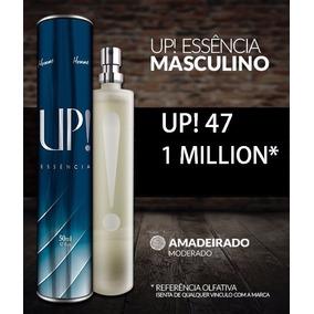 Up Essência Trento Nº47 Perfume Masculino ( One Million )