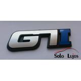 Emblema Gti Para Todo Tipo De Auto