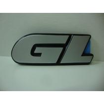 Emblema Gl Apollo Logus Pointer Gl 91 A 95 Original Vw