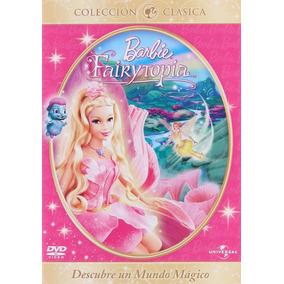Barbie Faritopia Fairytopia Pelicula Dvd