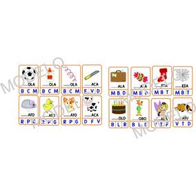 Jogo Pedagógico Letra Inicial (arquivo Digital)