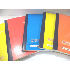 Cuaderno Estrella College Cosido