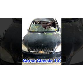 Corsa Classic 1.0 2012 Com Ar E Direção Sucata