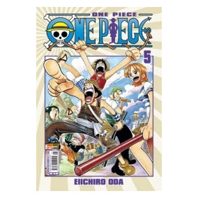 Mangá One Piece Todos Os Volumes - Panini
