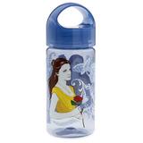 Botella De Plástico La Bella Y La Bestia Original De Disney