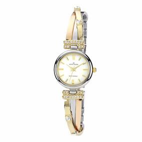 Reloj De Pulso Para Dama Anne Klein 109479mptr Tritono