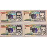 Unicas Parejas (duo) De Billetes De 20000 Pesos Colombianos
