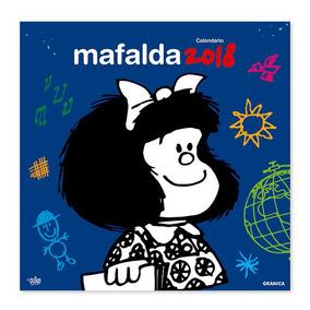 Calendario De Pared Mafalda 2018