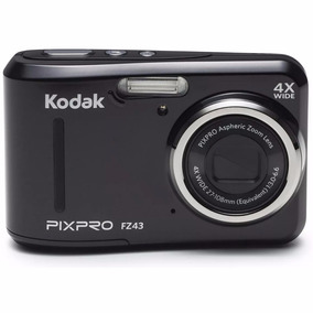 Kodak Fz43 Camara Digital 16 Mp 4x Zoom Optico Video Hd 720p