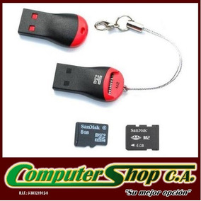 Lector De Memorias Micro Sd / Interface Usb 2.0