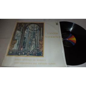 Cantos Navideños Niños Cantores Morelia Misioneros Lp Vinyl