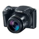 Canon Powershot Sx420 Is (negro) Con Zoom Óptico De 42x Y...