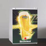 Adesivo Geladeira Frigobar Decorativo Heineken