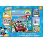 La Casa De Mickey Mouse - Caja Con 8 Libros Dial