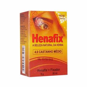 Henna Profissional Sobrancelhas Hennafix - Frete Grátis