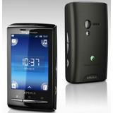 Sony Ericsson Xperia X10 Mini E10a 3g 5mp Wi-fi C/ Garantia!