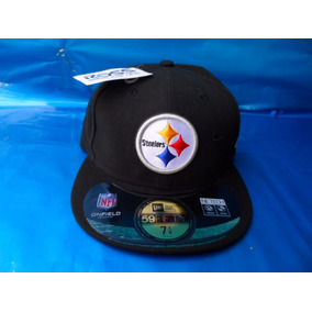 Boné Steelers New Era Tam. 57,7 Cm Preto Original Importado